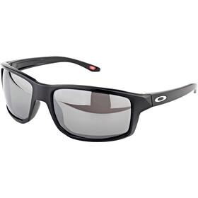 Oakley Gibston Okulary przeciwsłoneczne, matte black/prizm black polarized